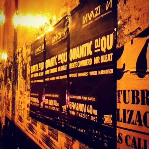 invazion poster